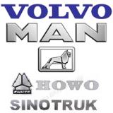 Распылители Volvo, MAN, HOWO